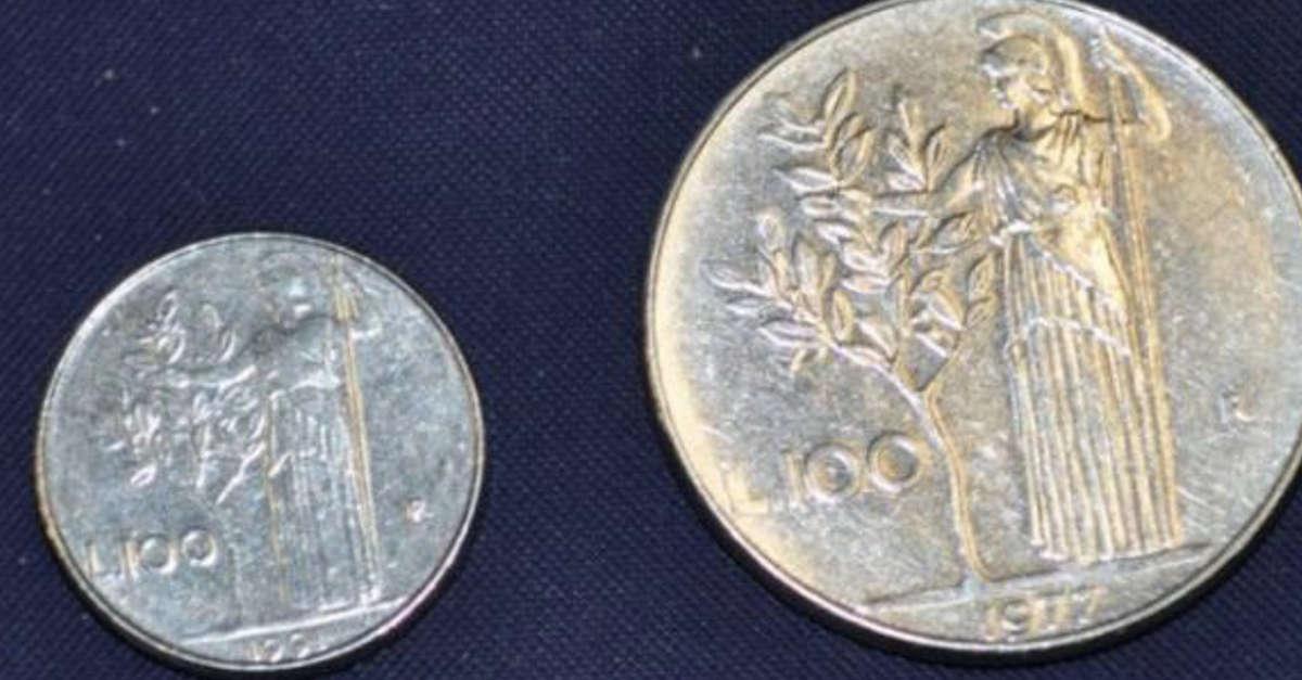 Hai vecchie monete? Possono valere anche 150mila euro. Tutto dipende da date, conio e stato
