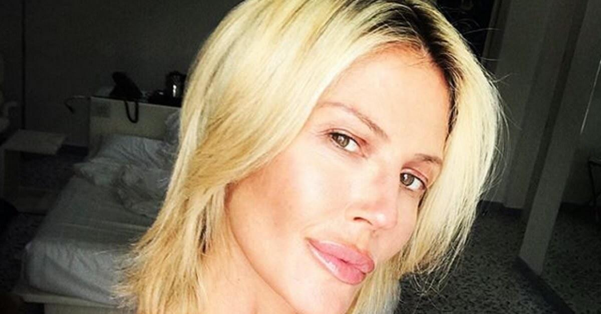 Avete mai visto la figlia di Nathaly Caldonazzo? E' proprio bella come la mamma.