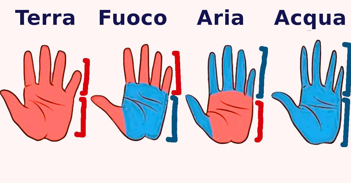 La forma delle tue mani dice molto di più sulla tua personalità di quanto pensi