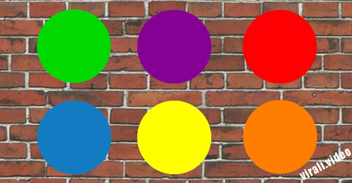 Scegli il colore che ti piace di più e scopri cosa ha da dire