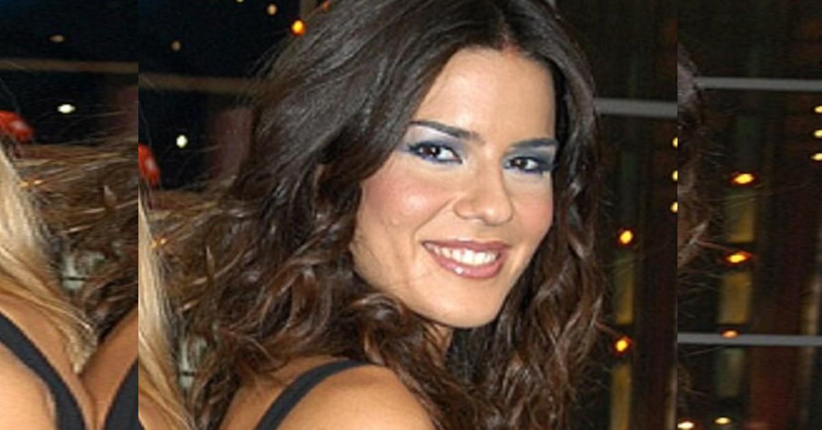 Ricordate l'ex Velina mora del 2004 Lucia Galeone? A Striscia la notizia ha trovato l'amore. Ecco oggi come la ritroviamo.
