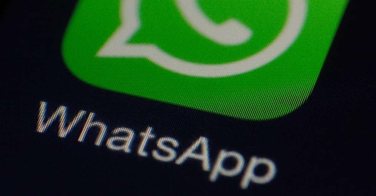 Il trucco di WhatsApp per cambiare le lettere nelle tue conversazioni
