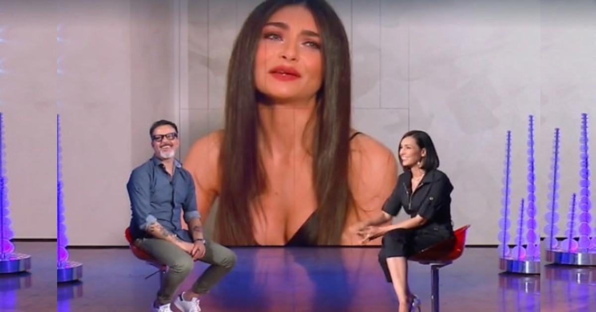 """Caterina gela Kiko parlando del suo rapporto con Ambra """"la devi rispettare altrimenti la molli"""""""