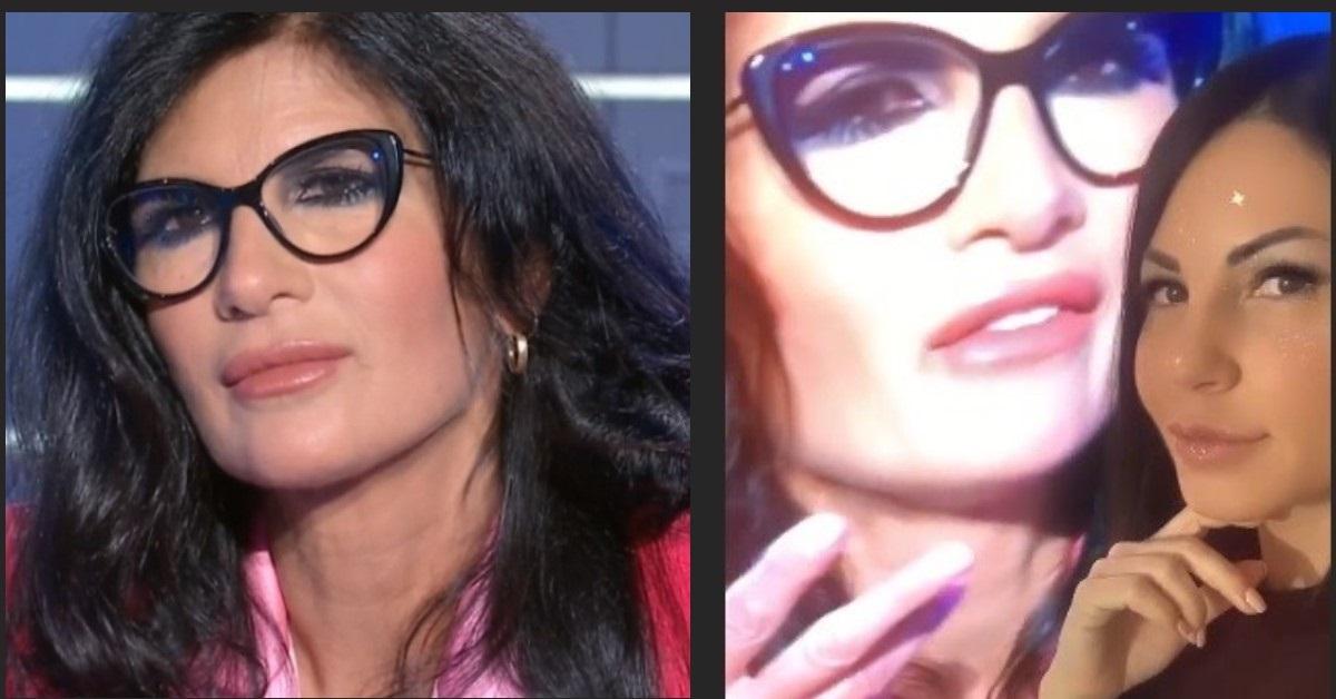 Pamela Prati: mentre a Domenica in dice di essere stata plagiata, arriva la reazione immediata di Eliana Michelazzo sui social
