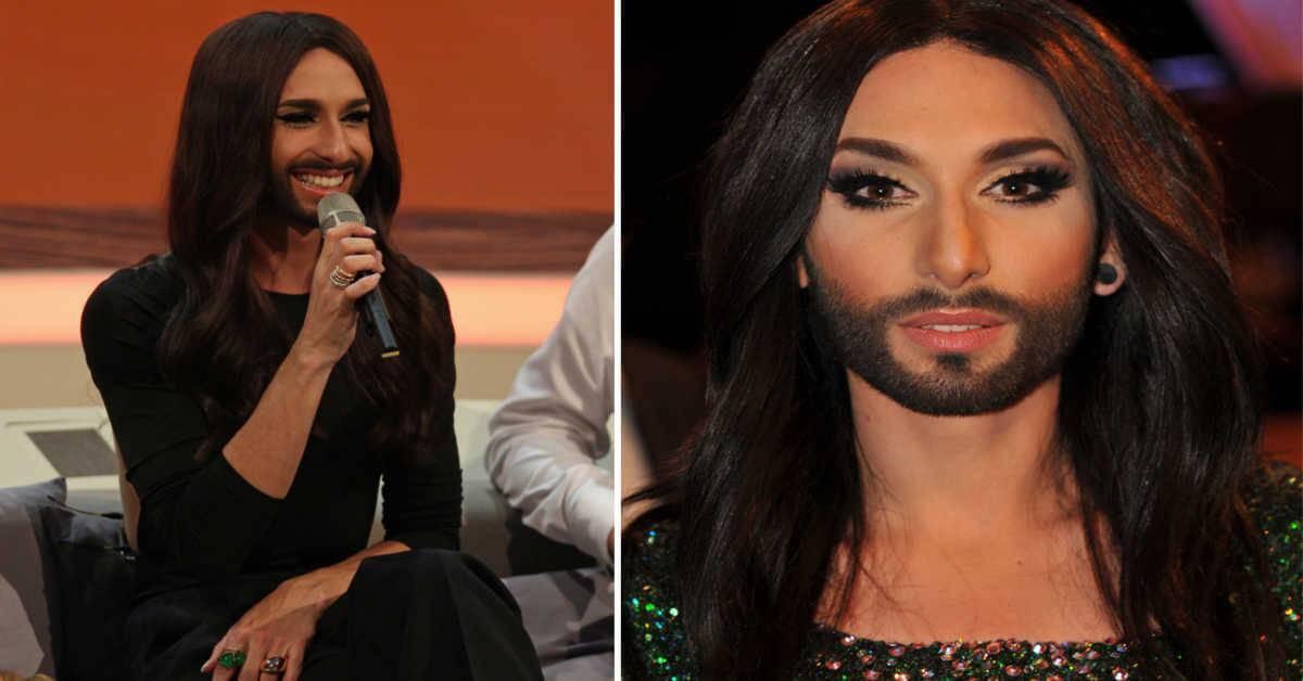 Ricordate Conchita Wurst quando vinse Eurovision? Oggi è irriconoscibile, con capelli corti e look da uomo