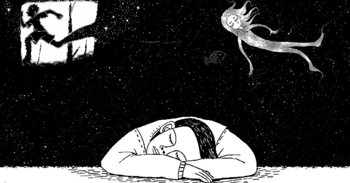 Il significato di 7 sogni comuni. Credi nell'interpretrazione dei sogni?