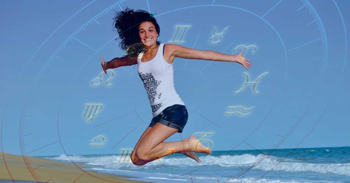 3 segni zodiacali che sono pura felicità, rendono sempre tutti felici.
