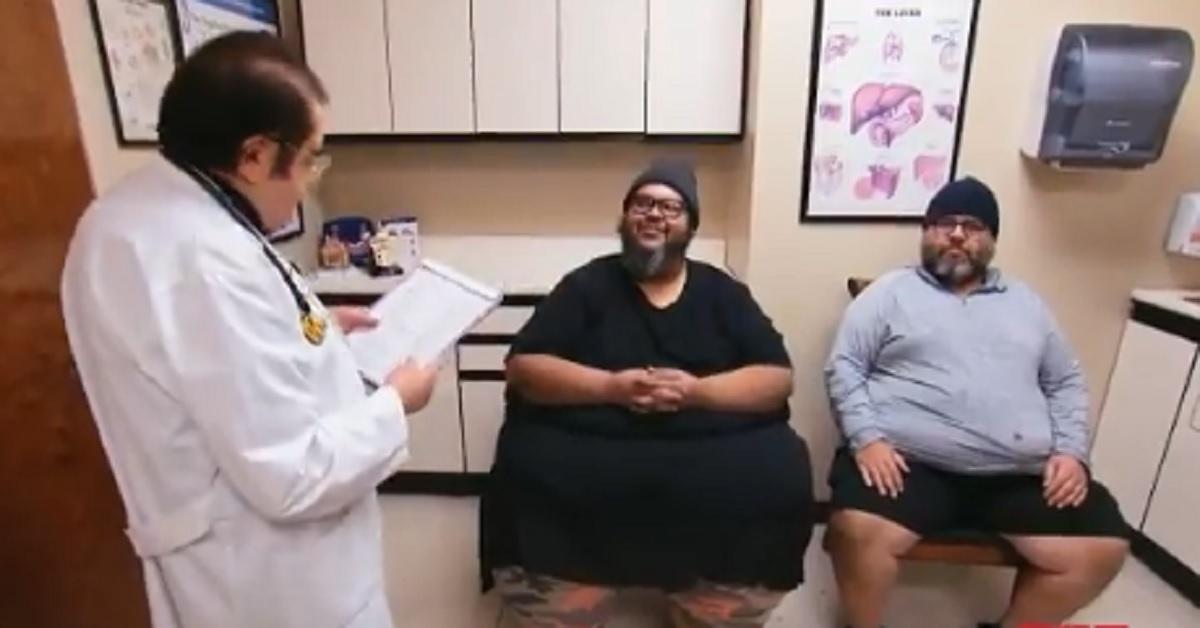 Pesava 305 chili quando è andato a Vite al limite, ma il suo percorso durò poco. Il dottor Nowzaradan lo cacciò via dal programma.
