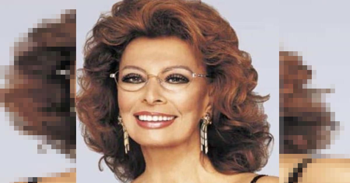 Avete mai visto la figlioccia di Sophia Loren? Sicuramente si, è un'attrice famosissima di fama internazionale.