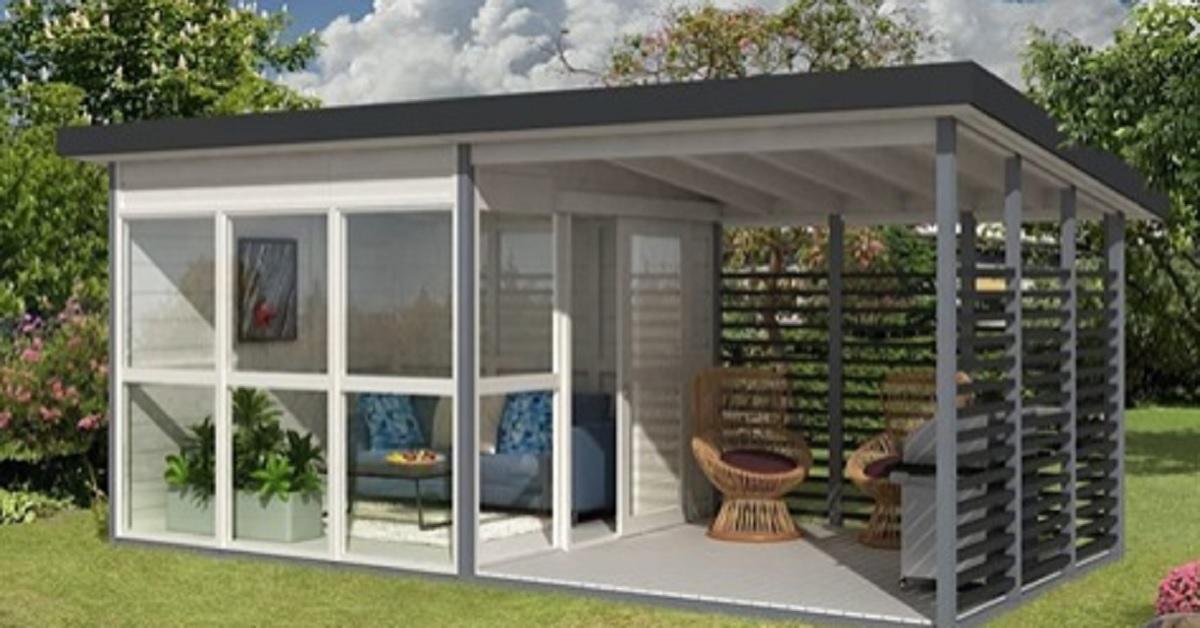 Amazon vende case minuscole per il giardino o per la campagna. Le tiny houses vanno a ruba.