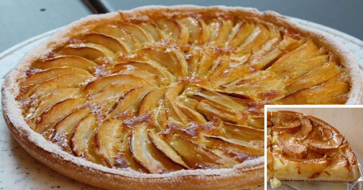 La ricetta semplice per la torta di mele: facile e veloce