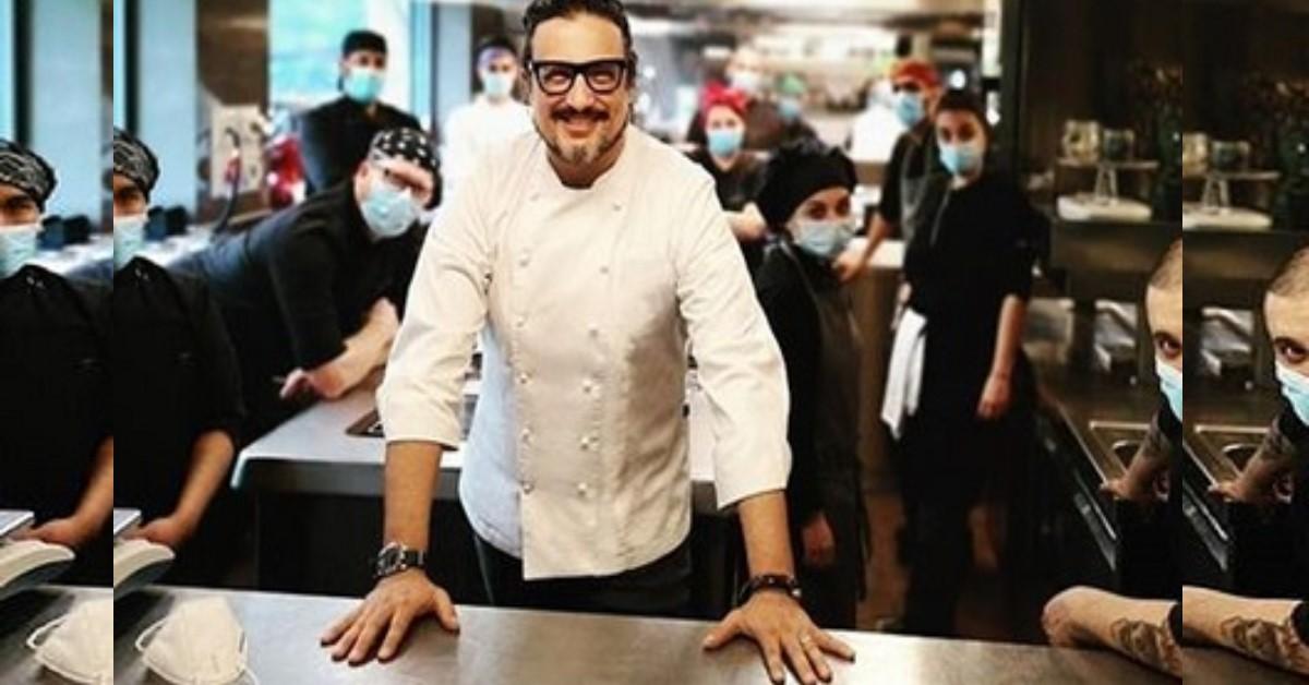 Tutti conosciamo Alessandro Borghese, ma avete mai visto il suo ristorante? E' lussuoso nella sua semplicità. FOTO