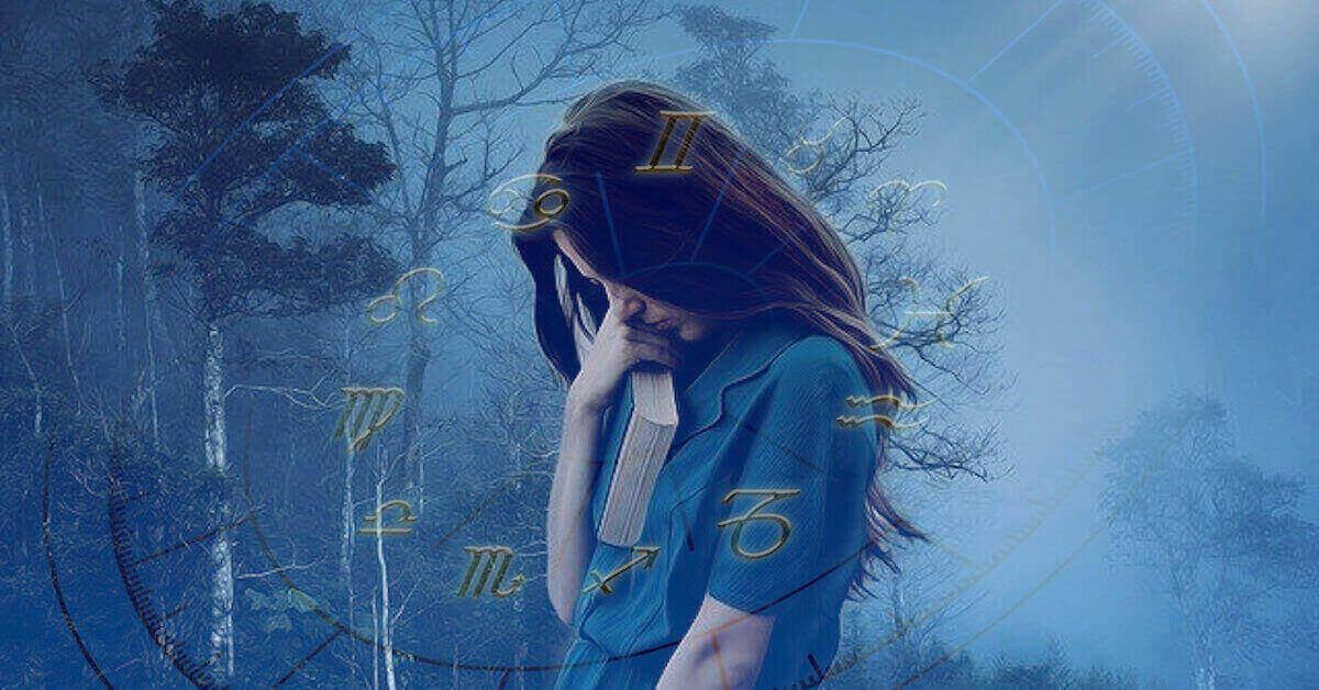 Come gestisci la tristezza in base al tuo segno zodiacale