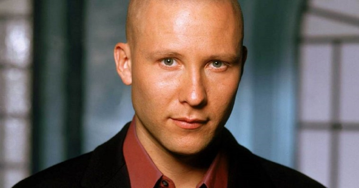 Ricordate Lex Luthor in Smalville? L'attore oggi ha 47 anni ed è difficile riconoscelo.