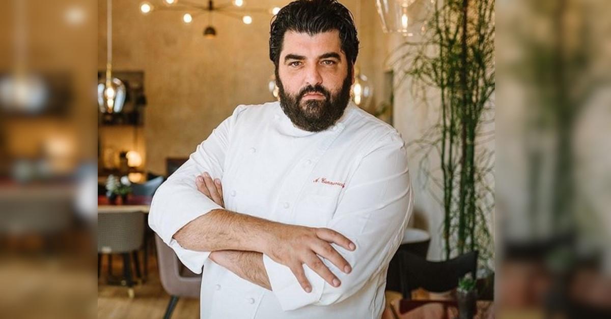 29 chili in meno per lo chef Antonino Cannavacciuolo. Ecco cosa ha fatto per perdere peso