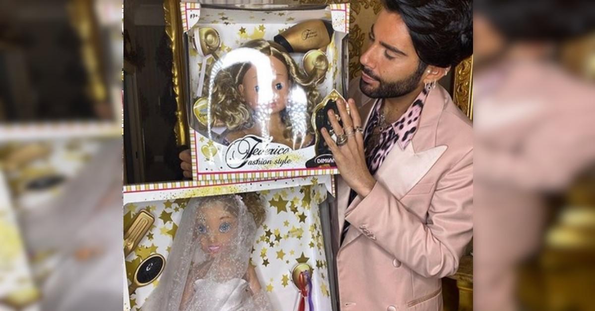 E' in vendita la bambola di Federico Fashion Style. Ecco quanto costa. C'è chi dice che sia troppo cara.