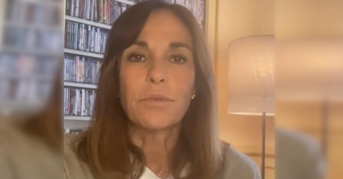 Cristina Parodi parla del marito e di ciò che è successo durante la pandemia tra loro