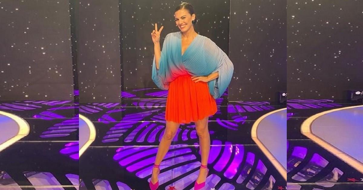 Cambio look di Bianca Guaccero, nuovo taglio di capelli e ...