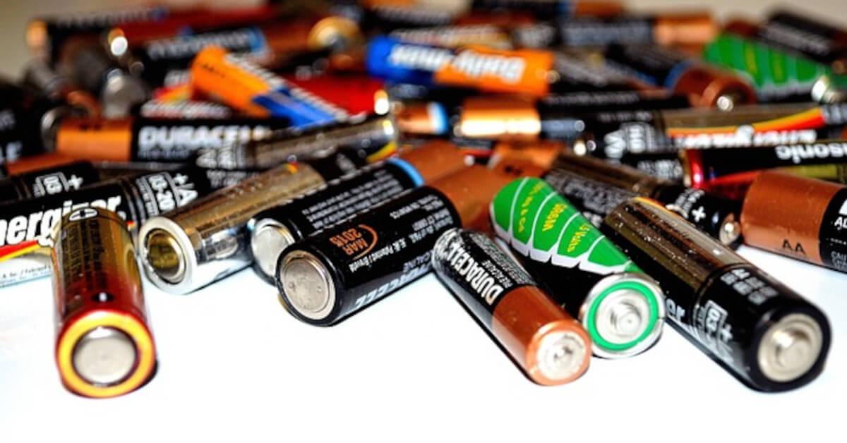 Non dovresti tenere le batterie in un cassetto di casa. Ecco il motivo