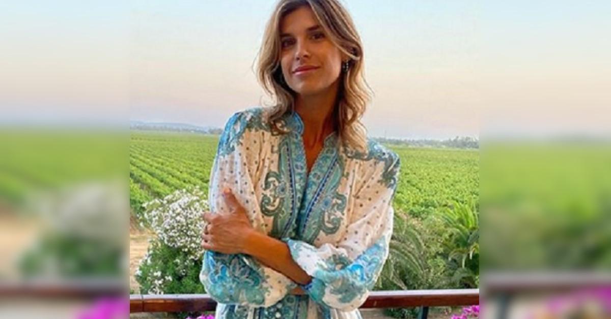 Elisabetta Canalis emozionata per il traguardo raggiunto in Sardegna dalla figlia Skyler Eva. Le sue tenere parole.
