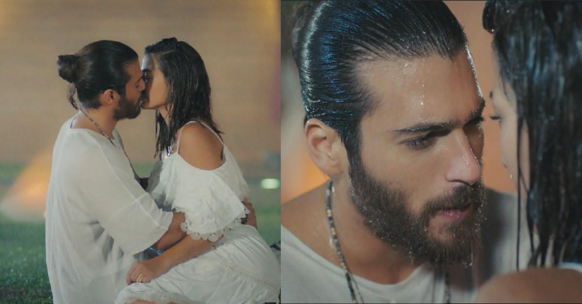 Daydreamer: dopo la scena romantica in cui Can e Sanem si baciano in giardino, l'attore Can Yaman è finito in ospedale. Il retroscena