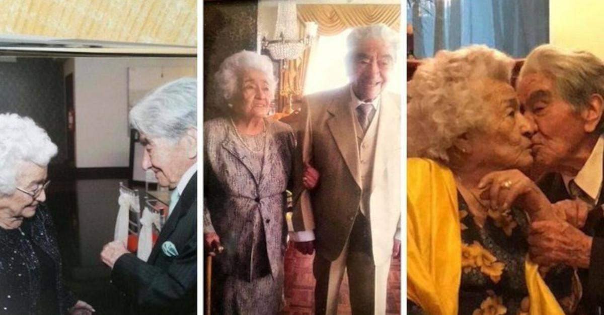 110 anni lui e 104 lei: la coppia più anziana del mondo tra pochi mesi festeggia 80 anni di matrimonio