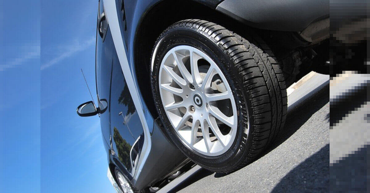 5 consigli per mantenere le gomme della tua auto in perfette condizioni