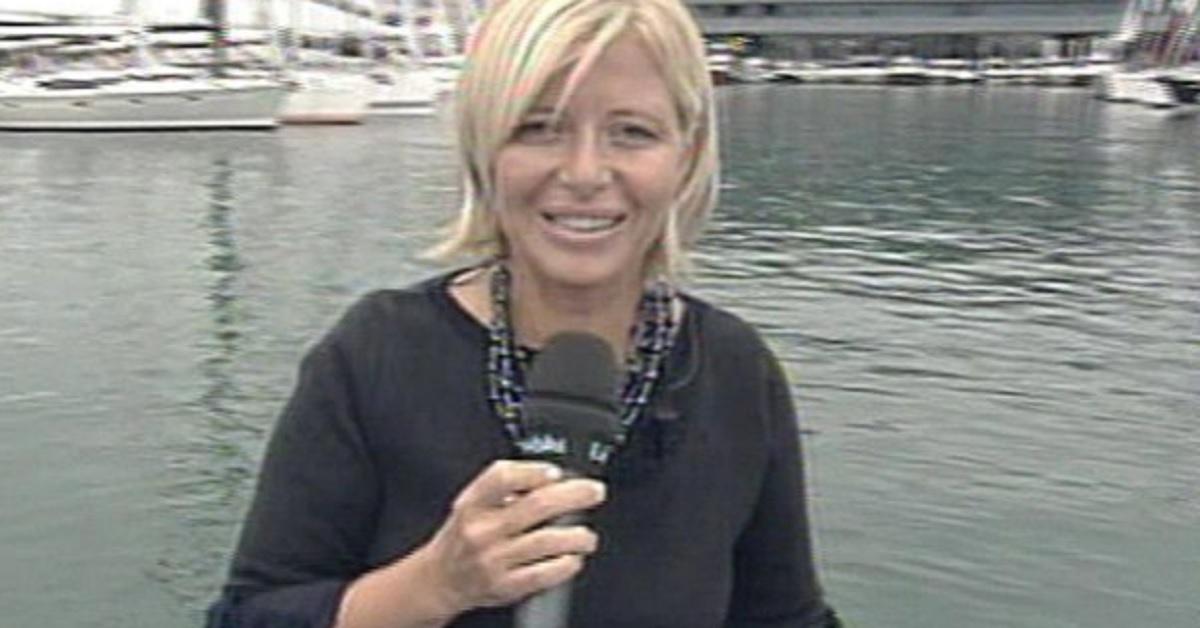 Donatella Bianchi, avete mai visto l'ex marito della conduttrice di Linea Blu? Anche lui è un volto noto.