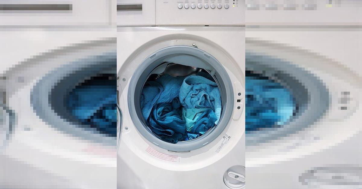 L'importante e pericoloso problema della lanugine rilasciata da una lavatrice