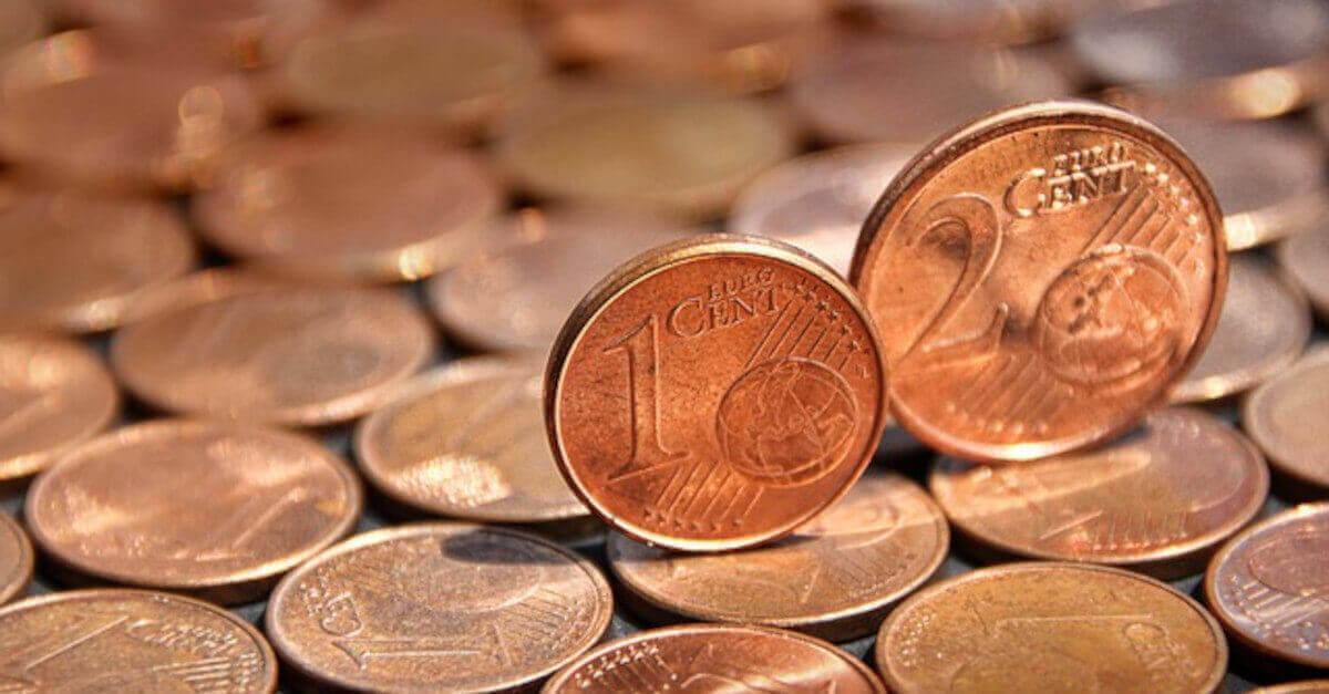 Cosa potrebbe accadere se venissero eliminate completamente le monetine da 1 o 2 centesimi