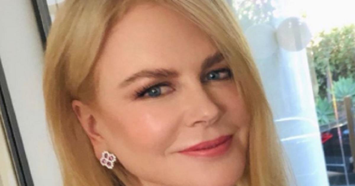 Nicole Kidman, avete mai visto la sorella Antonia? E' bruna e si somigliano molto