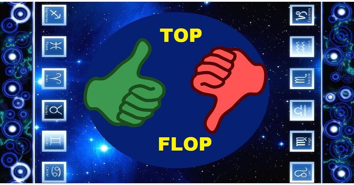 I segni zodiacali Top e Flop del mese di ottobre 2020. Da quale parte stai?