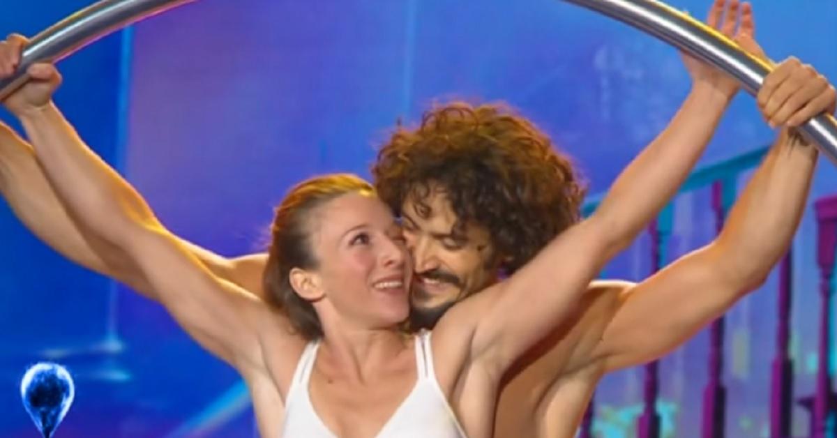 Tu si que Vales: Gli acrobati innamorati animano il palco del talent show e incantano il pubblico e la giuria