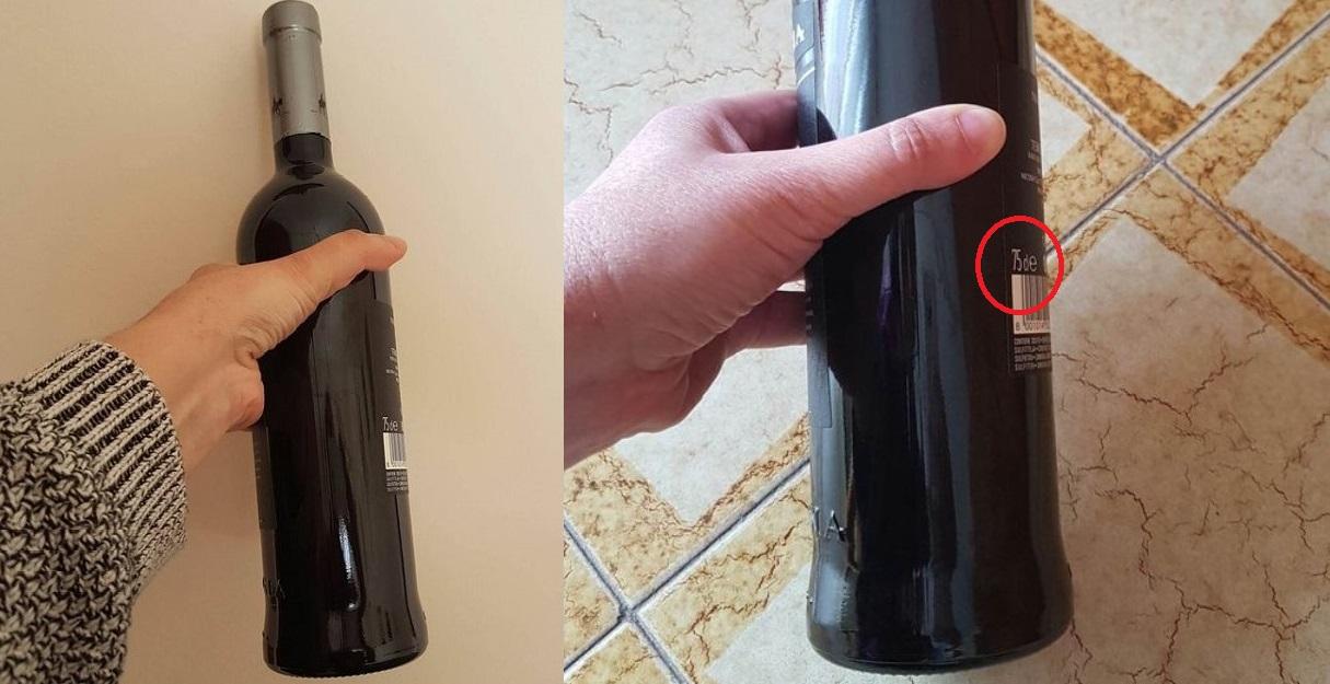 Sapete perché il vino viene venduto nelle bottiglie da 75cl e non da un litro? Tutte le curiosità