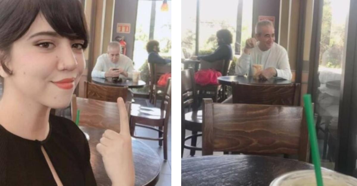 Il padre accompagna sua figlia a un appuntamento su Tinder, la storia diventa virale