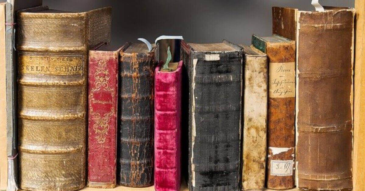Come pulire e mantenere i libri in buone condizioni