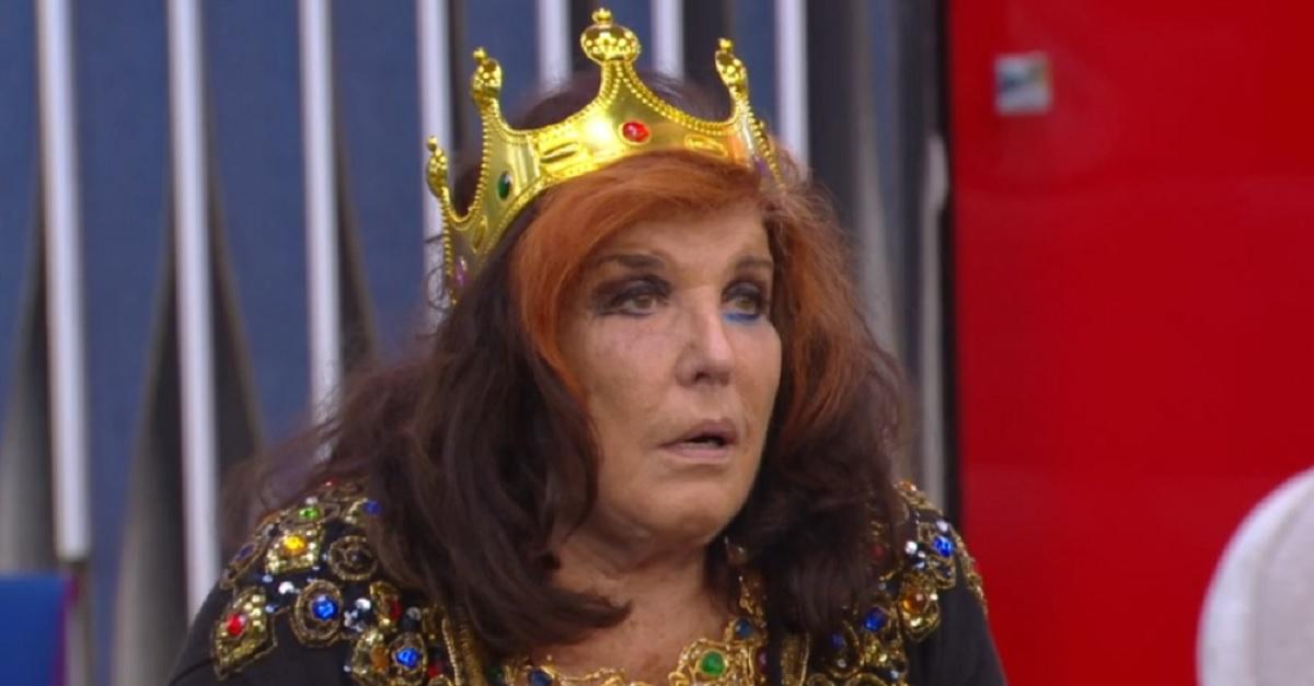 La Contessa Patrizia De Blanck entra nella storia dei reality e del Grande Fratello. Il suo è un vero record!