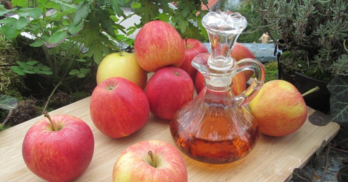 15 rimedi casalinghi che utilizzano l'aceto di mele. Questi probabilmente non li conoscevi!
