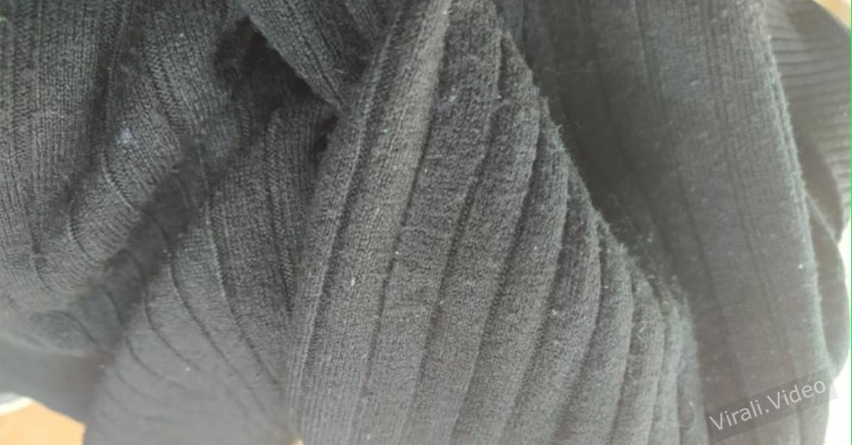 Ecco come evitare la formazione di palline nei vestiti durante il lavaggio in lavatrice