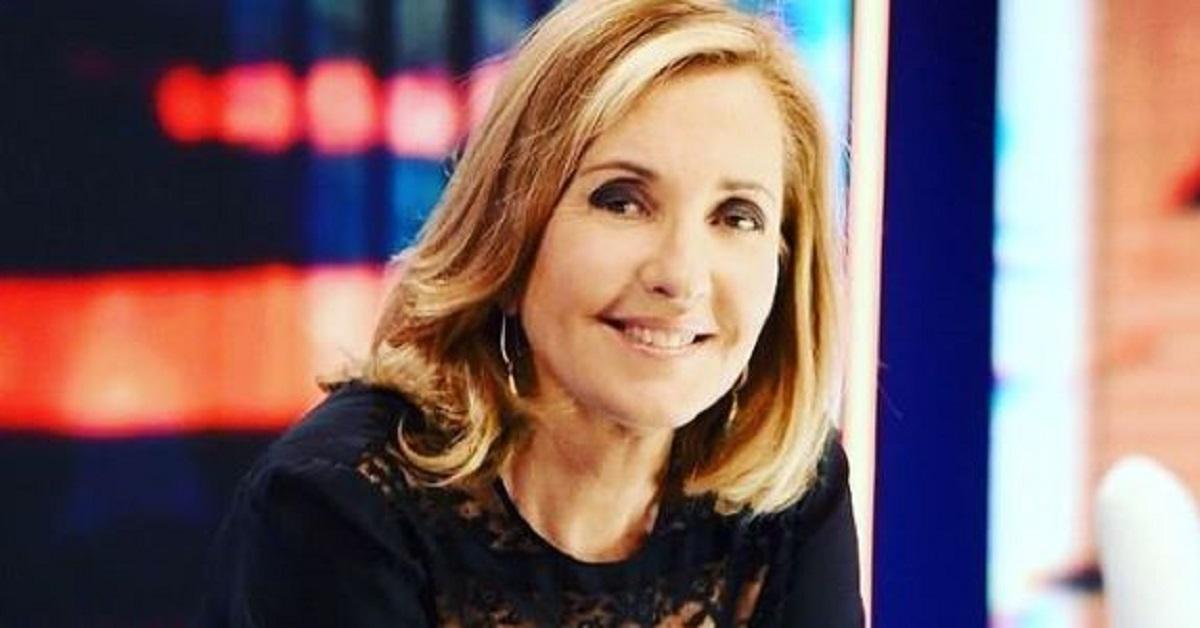 """Avete mai visto Barbara Palombelli da giovane? Eccola in un'intervista di 25 anni fa a """"Non è la rai"""""""