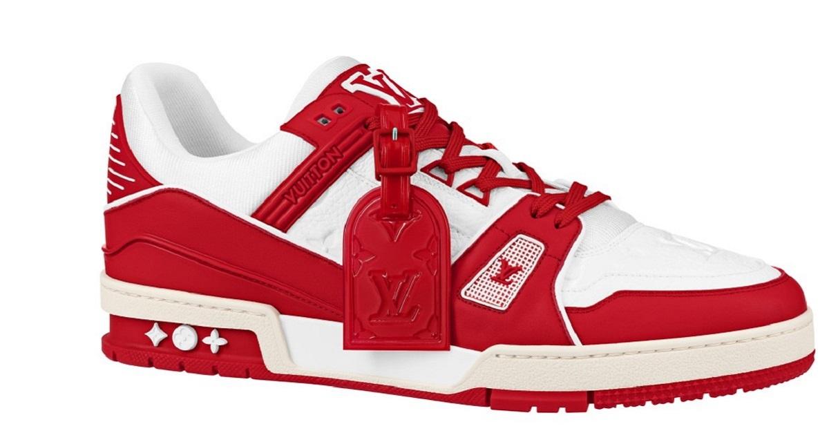 Louis Vuitton lancia le nuove sneakers, i proventi della vendita saranno devoluti per una buona causa