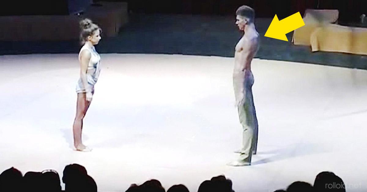 Il ballo conquista il pubblico e fa milioni di visualizzazioni. Yulia e Valeriy sono fantastici! [VIDEO]