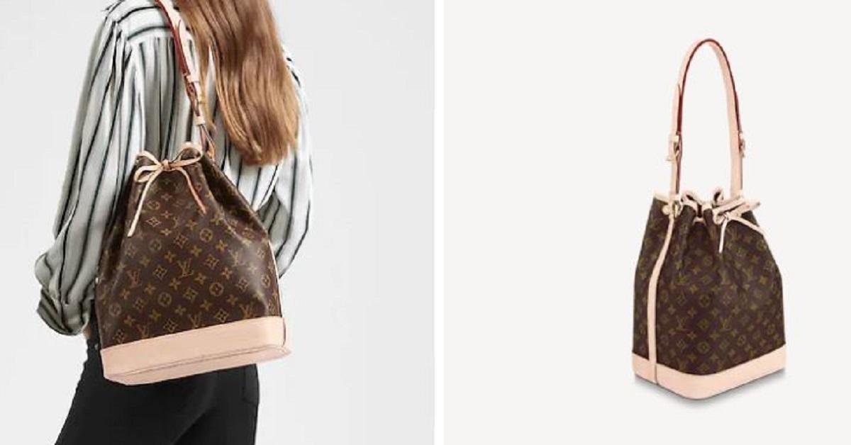 Louis Vuitton, Noè il famoso secchiello della maison francese creato per una strana esigenza ed oggi diventato iconico: Ecco a cosa serviva