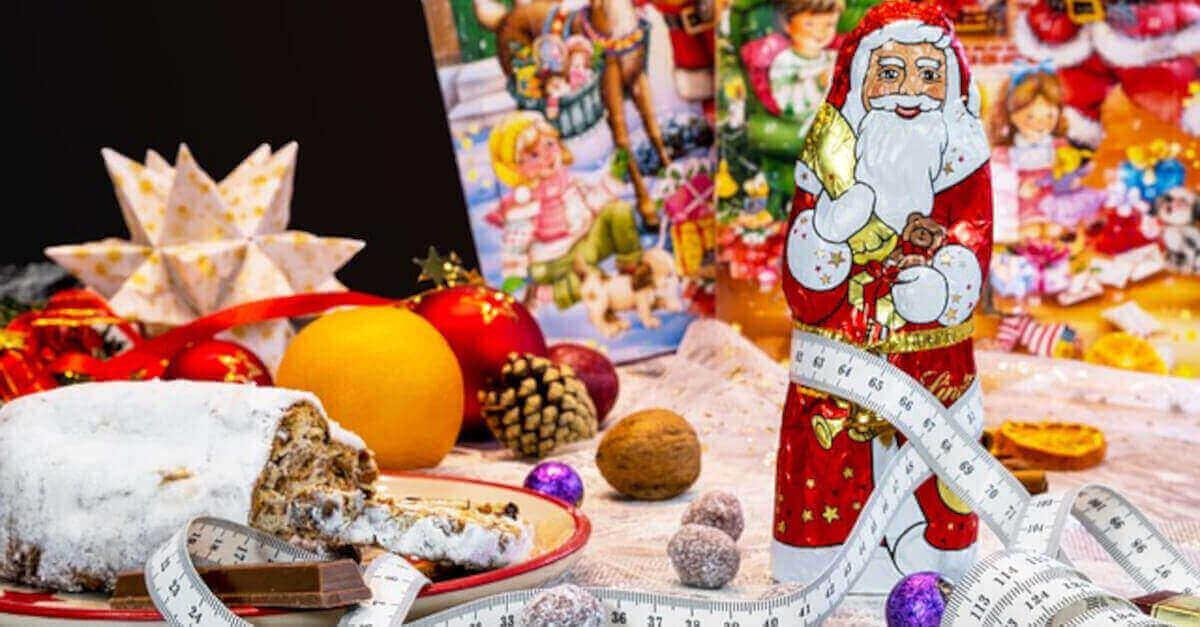 Di solito ingrassi durante il Natale? Di sicuro fai uno di questi errori!
