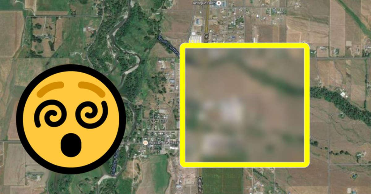 5 luoghi misteriosi che Google Maps nasconde
