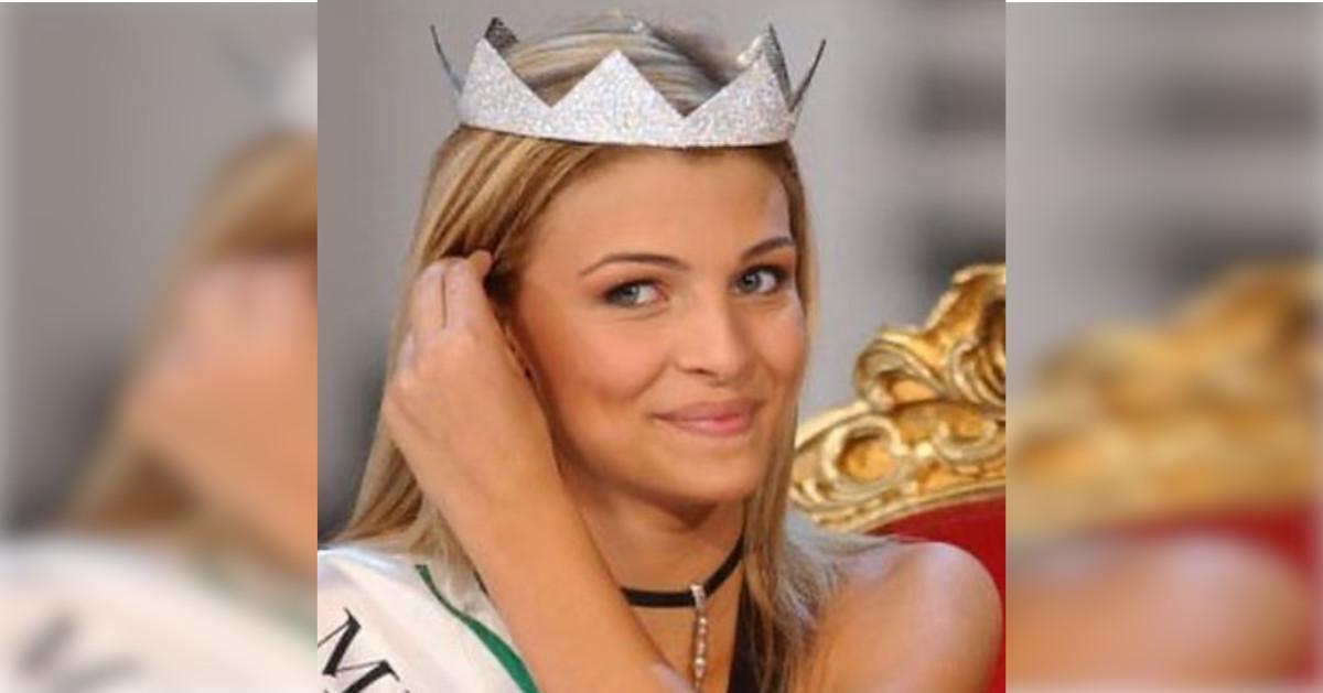 Ricordate l'ex Miss Italia 2004, Cristina Chiabotto? Ha appena postato sui social la  lieta notizia