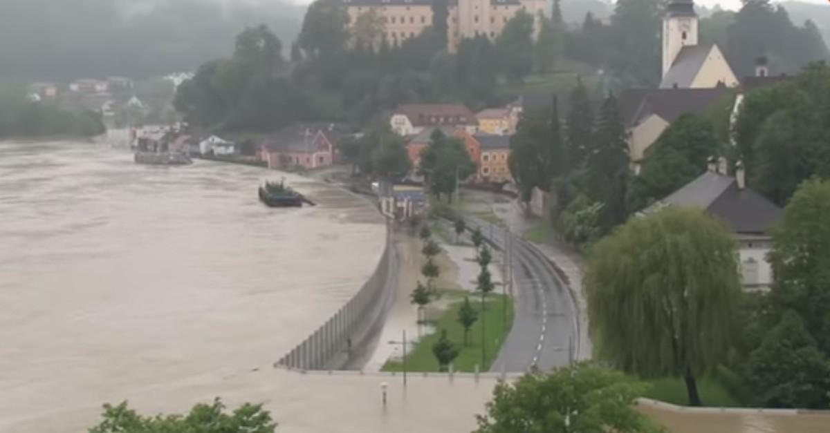 Il rivoluzionario metodo per contenere le inondazioni [VIDEO]