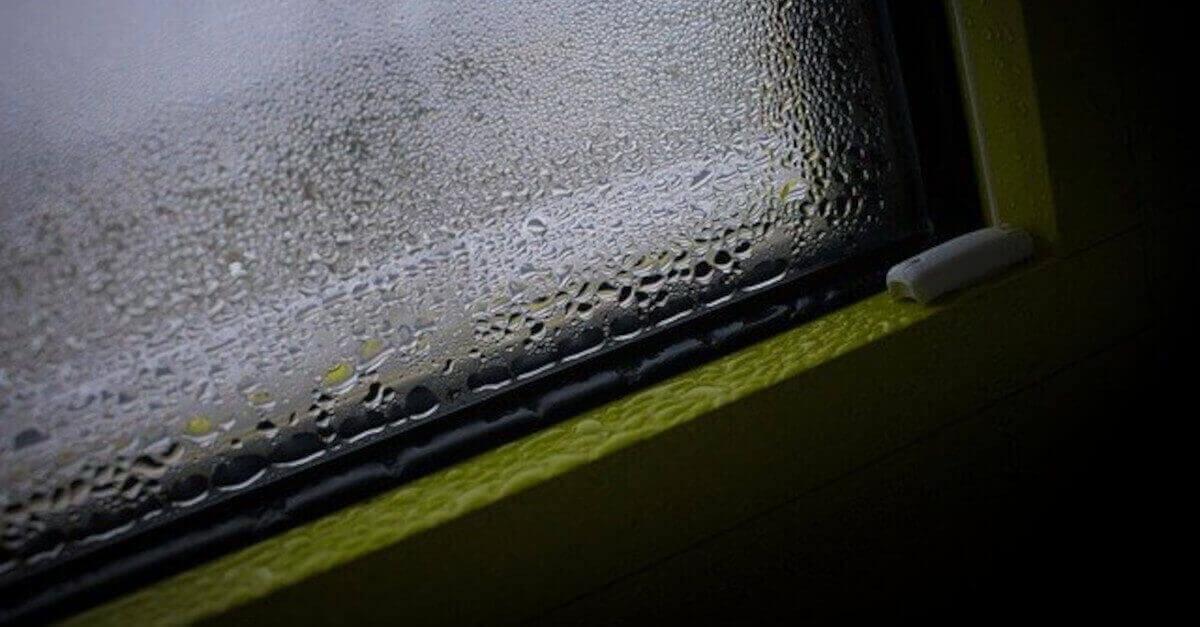 Come evitare la condensa sulle finestre?