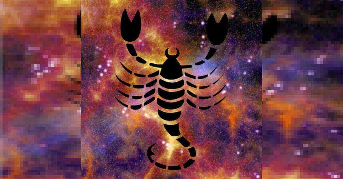 L'Oroscopo della seconda metà di Gennaio del segno dello Scorpione