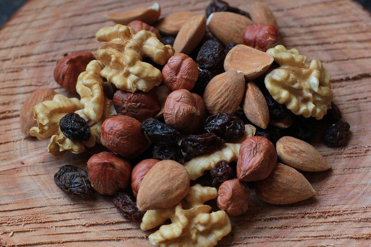 5 ragioni scientifiche per cui la frutta secca non ingrassa